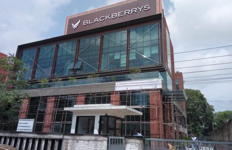 Blackberry corporate office