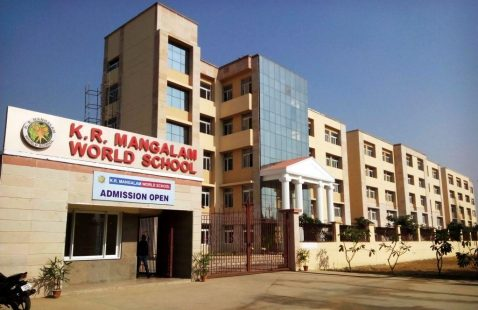KRM World School