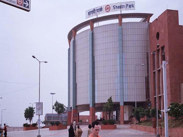 DMRC Shastri Park